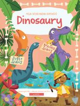 Moja Veľká Kniha Odpovedí Dinosaury