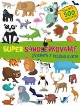 Super samolepkovanie Zvieratá z celého sveta
