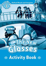 Oxford Read & Imag 1 The New Glasses AB