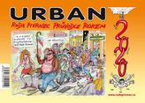 Urban Ruda Pivrnec průvodce rokem 2020 - stolní kalendář