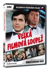 Velká filmová loupež DVD (remasterovaná verze)