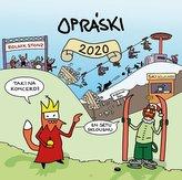 Opráski - Kalendář 2020