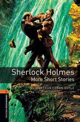 Oxford Bookw 2 Sherlock Holmes: More+Mp3