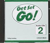 Get Set Go! 2 Audio CD