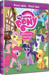 My Little Pony: Přátelství je magické, 1. série: 1. část (1 DVD)