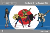 Bad Machinery, Vol. 8: The Case of the Modern Man