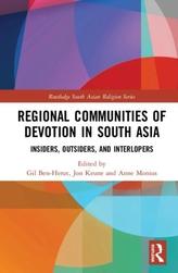Regional Communities of Devotion in South Asia