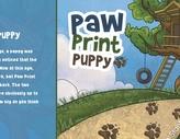 Paw Print Puppy