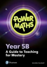 Power Maths Year 5 Teacher Guide 5B
