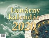 Lunárný kalendár - stolový kalendář 2020