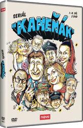 Kameňák seriál, 1. série (2 DVD)