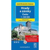 Hrady a zámky Česka/1:500T