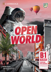Open World Preliminary Workbook with Answers with Audio Download