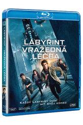 Labyrint: Vražedná léčba Blu-ray