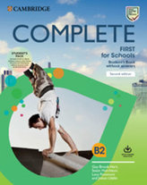 Complete First for Schools Second edition Student´s Book Pack (SB wo answers w Online Practice and WB wo answers w Audio Download)