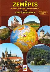 Zeměpis 8, 2. díl - Česká republika - Učebnice