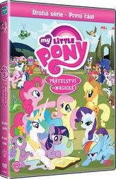 My Little Pony: Přátelství je magické, 2. série: 1. část (1 DVD)