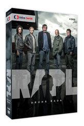 Rapl 2. řada komplet 4 DVD