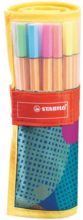 STABILO point 88 25 ks Rollerset Individual. Just like you