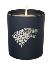 Skleněná svíčka Game of Thrones - Stark