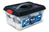 Stavebnice Seva  Vesmír Expedice Mars plast 1015ks v plastovém boxu 40x30x20cm