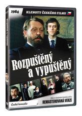 Rozpuštěný a vypuštěný (remasterovaná verze) DVD
