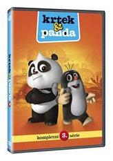 Krtek a Panda 3 DVD