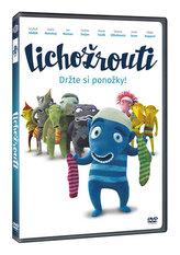 Lichožrouti DVD