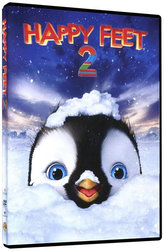 Happy Feet 2. DVD