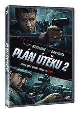 Plán útěku 2 DVD