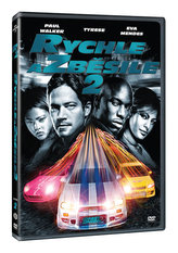 Rychle a zběsile 2 DVD