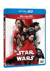 Star Wars: Poslední z Jediů 3BD (3D+2D+bonus disk)