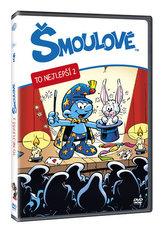 Šmoulové - To nejlepší 2. DVD