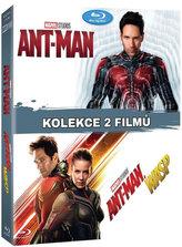 Ant-Man kolekce 1.-2. 2BD