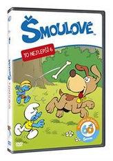 Šmoulové - To nejlepší 6. DVD
