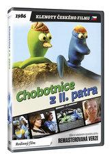 Chobotnice z II. patra DVD (remasterovaná verze)