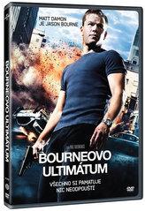 Bourneovo ultimátum DVD