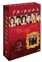 Přátelé 2. série 4DVD (dab.)