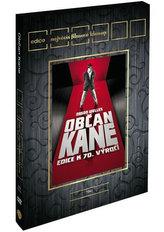 Občan Kane DVD - Edice Filmové klenoty