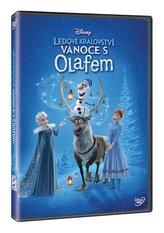 Ledové království: Vánoce s Olafem DVD