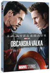 Captain America: Občanská válka DVD - Edice Marvel 10 let