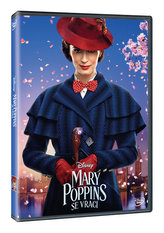 Mary Poppins se vrací DVD