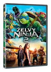 Želvy Ninja 2 DVD