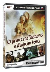O princezně Jasněnce a létajícím ševci DVD (remasterovaná verze)