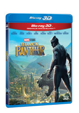 Black Panther 2BD (3D+2D)
