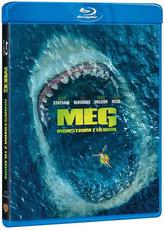 Meg: Monstrum z hlubin BD