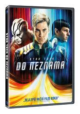 Star Trek: Do neznáma DVD