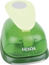 HEYDA ozdobná děrovačka velikost XL - vlnitý kruh 3,8 cm