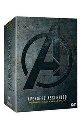 Avengers kolekce 1.-4. 4 DVD