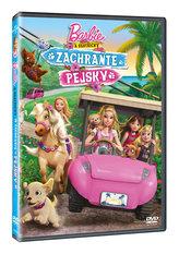 Barbie: Zachraňte pejsky DVD